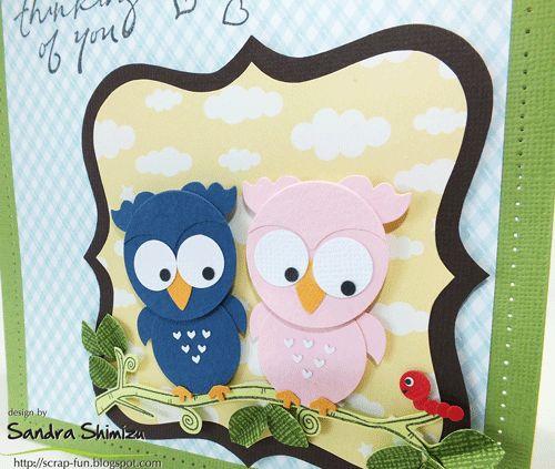 owl punch art - bjl