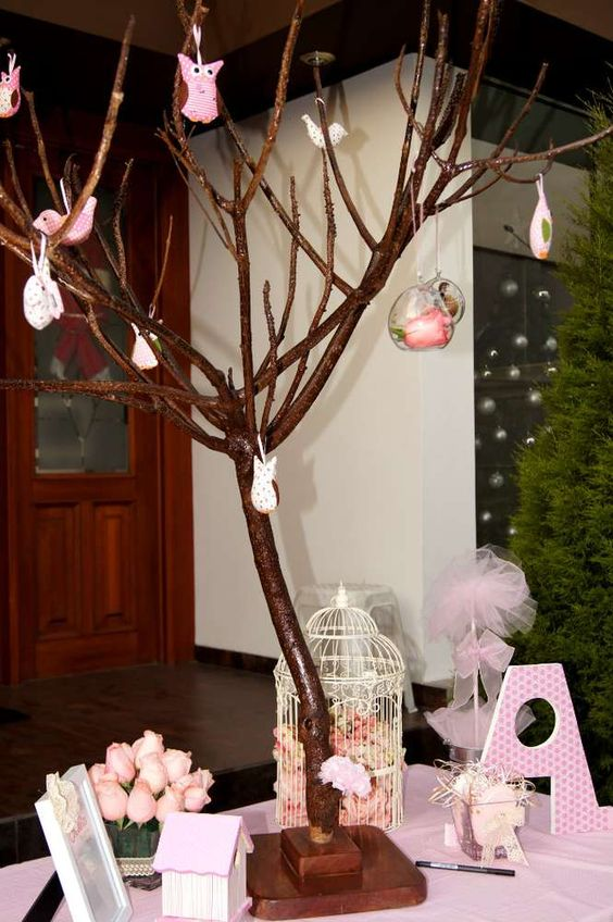Birds Baby Shower Party Ideas | Photo 4 of 21 | Catch My Party