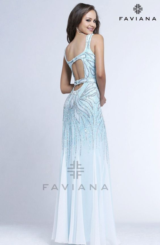 Style: S7380 - Prom Dresses