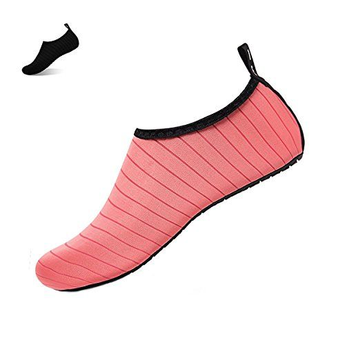 Blisstime Water Shoes for Womens Mens Kids Quick Dry Aqua Socks for Beach Swim Yoga Outdoor Water Sport