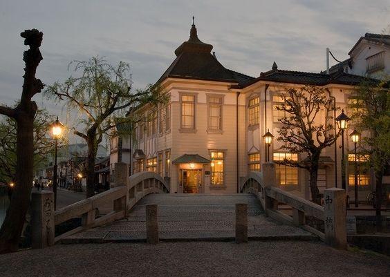 和洋折衷の絶景は岡山にあった 倉敷の 美観地区 がその名の通り美し