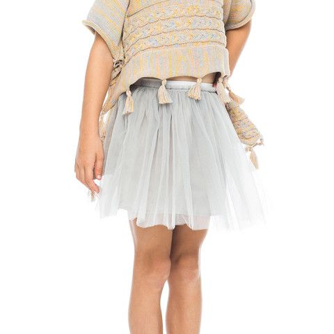 Hipkin - Zuttion Girls The Story Of Kids Devina Tutu Skirt