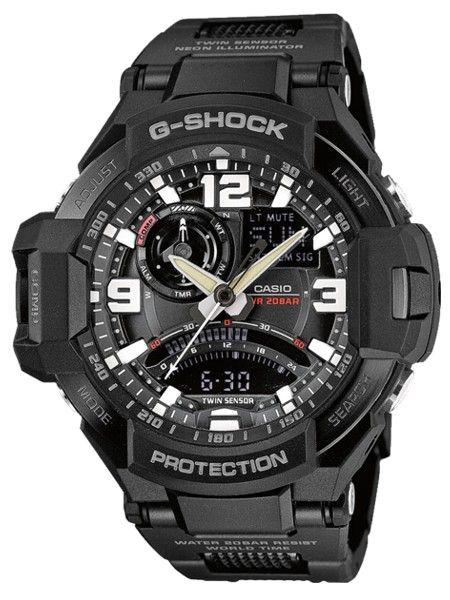 CASIO G-SHOCK Watch | GA-1000FC-1AER