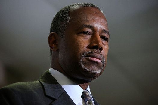 Carson jumps into lead for GOP presidential nomination