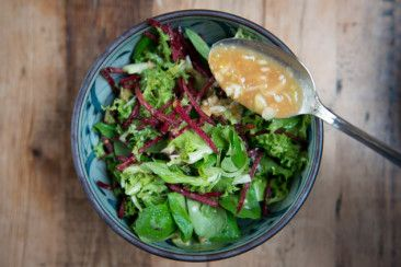 Korean All-Purpose Yuzu Salad Dressing