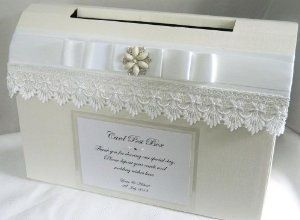 Wedding post box at amazon