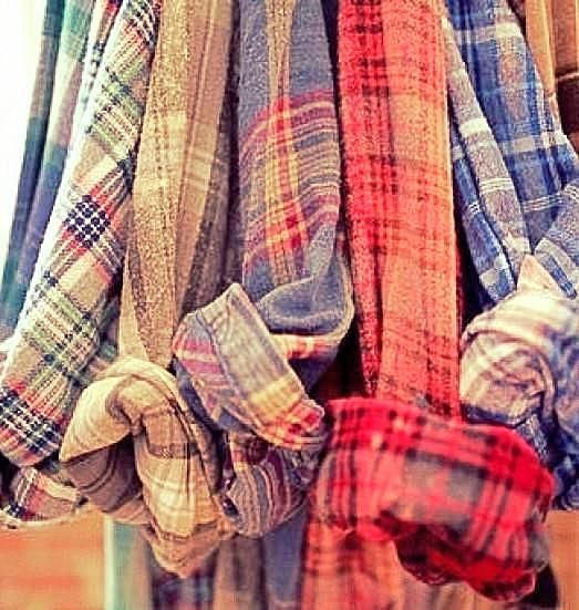 b7ac4efc257 FLASH WINTER SALE -Unisex Mystery Vintage Flannel Shirts - Pick Your Size &  Color