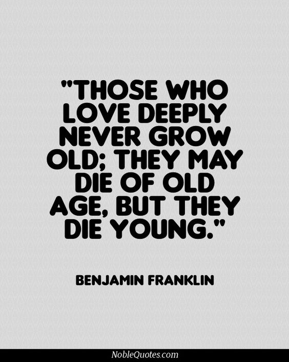 Quotes About Aging: The Power Of Love, Quotes And Never Grow Old On Pinterest