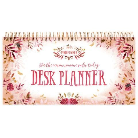 Deskplanner Pimpelmees