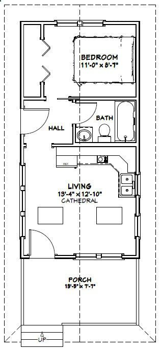 Shed Plans 14x28 Tiny House 14x28h2c 391 Sq Ft Excellent Floor Plans Now You Can Build House Floor Plans Storage Building Plans Floor Plan Layout