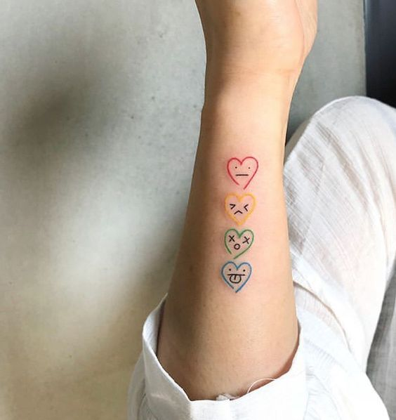 Cute Attractive Designs Of Small Tattoos For Girls Simplistic Tattoos Mini Tattoos Tattoos