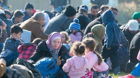 Bericht: 3,6 Millionen weitere Flüchtlinge bis 2020 erwartet