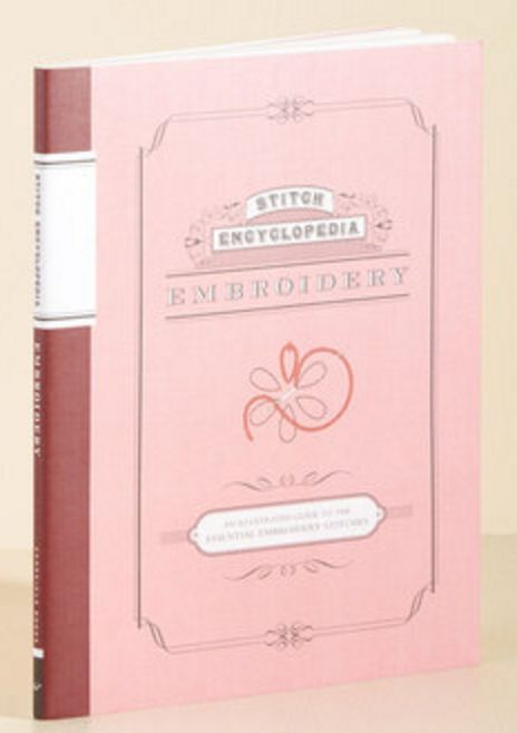 Stitch Encylopedia Embroidery Book