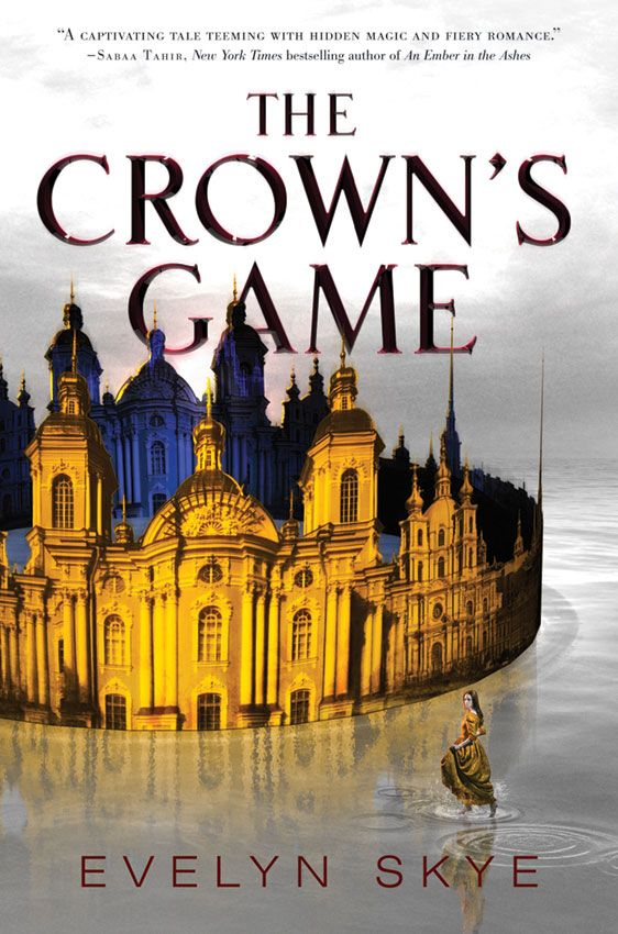 Image result for the crowns game book
