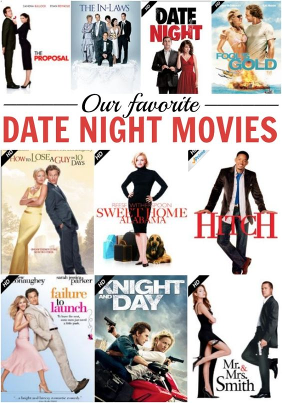 Our favorite date night movies