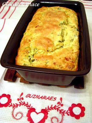 Cinara's Place: Jalapeño Bread