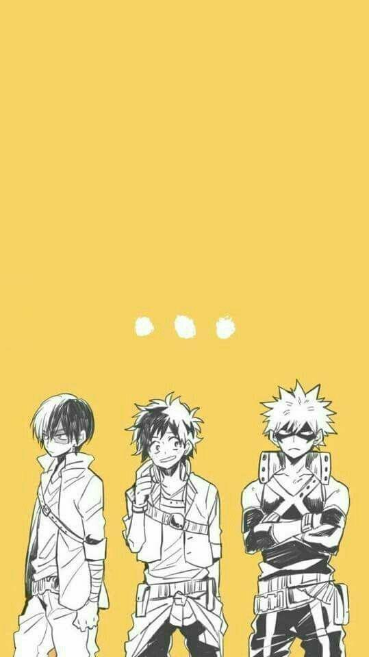 Pin By Undertale Fan On Phone Wallpaper Hero Wallpaper Anime Anime Wallpaper
