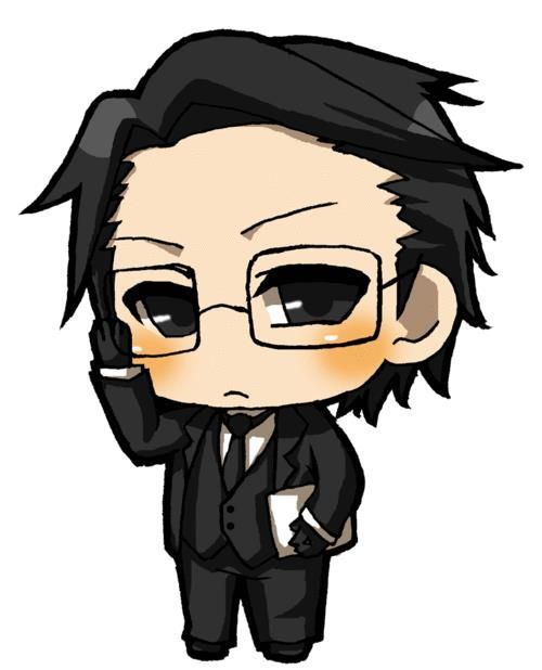 Claude Faustus or William T. Spears. Great characters