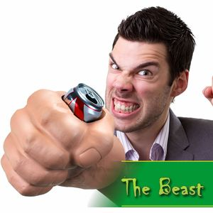 """Can Koozie - """"The Beast"""" - Strike Fear Into Beverages Everywhere"""