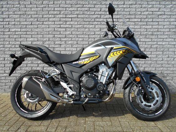 Honda Cb 500 X Abs 2018 Motoroccasion Nl Honda Cb500x Motoroccasion Motorcycles Honda Cb Motor Honda