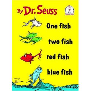 Since 1960, One Fish Two Fish Red Fish Blue Fish has been introducing young…