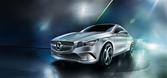 STYLE COUPE CONCEPT BY MERCEDES-BENZ