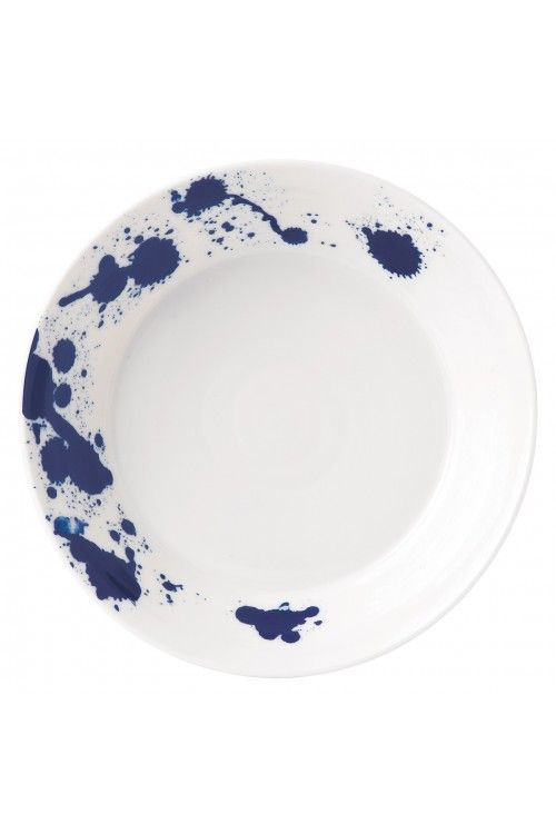 Pacific Blue Splash Pasta Bowl Royal Doulton Royal Doulton Pasta Bowls Tableware