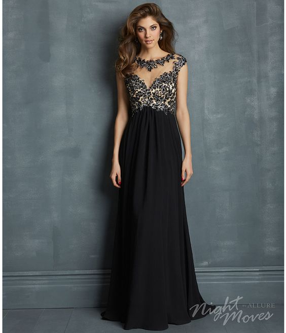 1940s style prom dresses formal dresses evening gowns for Night dresses for wedding night