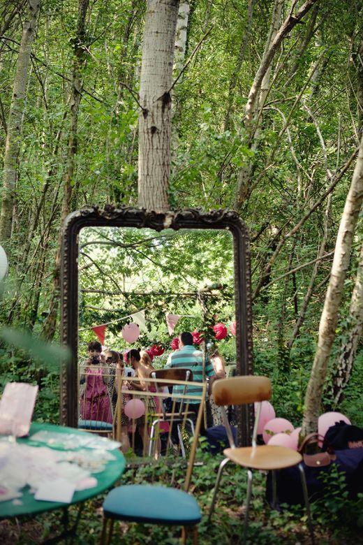 De l autre c t du miroir cove the mirror and mariage for L autre cote du miroir