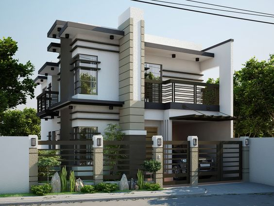 Modern Style For The Exterior | Dream House :) | Pinterest | Modern, House  And Architecture