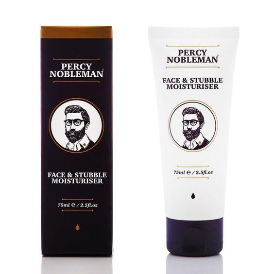 Hydratant visage et barbe Percy Nobleman