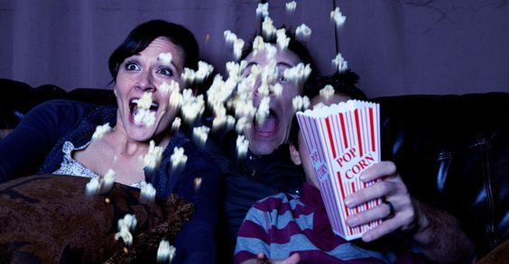 """Psychologie: Horrorfilme können """"angenehm"""" sein! #News #Unterhaltung"""
