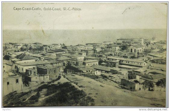 ghana coast 1902 - Google Search Cape Coast Castle Gold Coast 1909