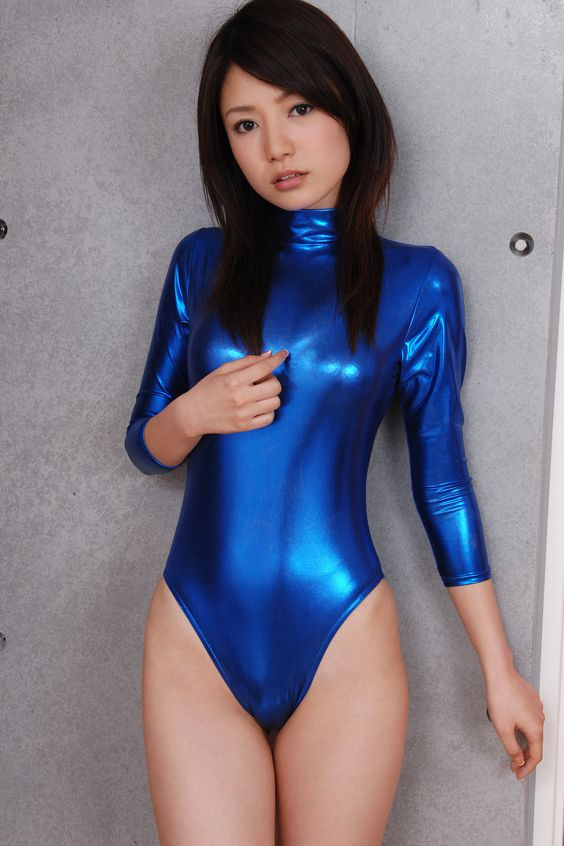 leotard girls Tiny asian