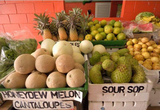 Market Antiguas Public market