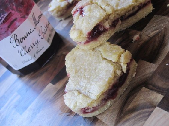 Cherry Jam shortbread cookies (or any kind of jam) | Cookie Madness ...
