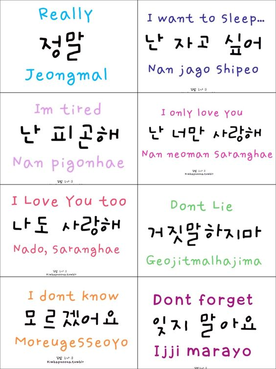 Learn to read, write and pronounce Korean (the Korean alphabet)