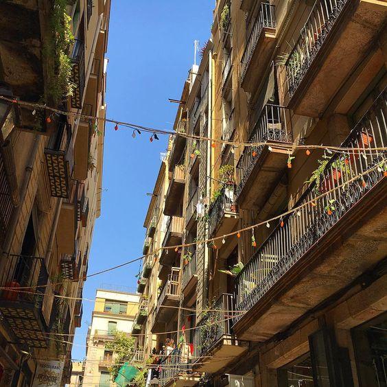 Summer @ El Born - Barcelona, España