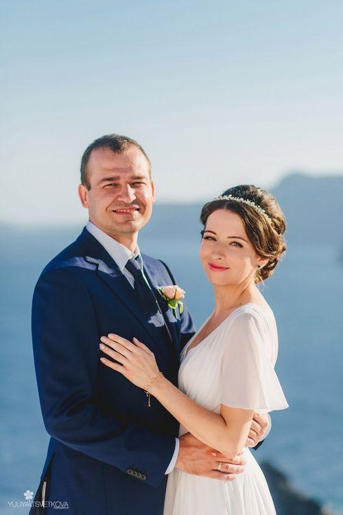 Санторини сентябрь 2016 свадебный отчет : 33 сообщений : Отчёты о свадьбах на Невеста.info