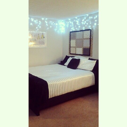 My bedroom ♡ I love being crafty ♡
