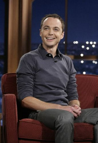 Image result for jim parsons the late late show
