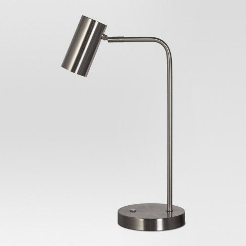 Dean LED Task Lamp Black (Includes Energy Efficient Light