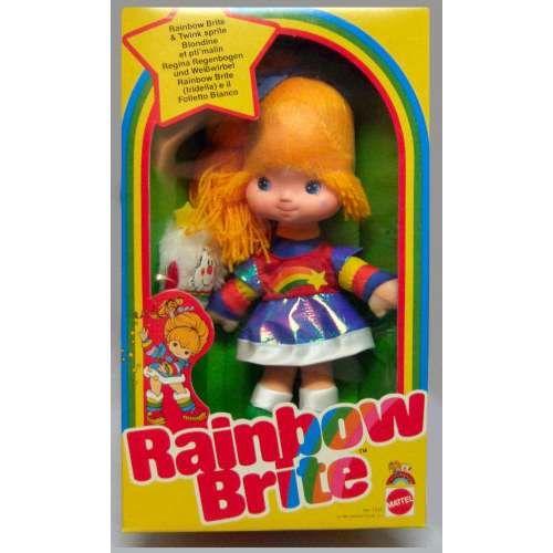 Rainbow Brite 1980 toys - Bing Images
