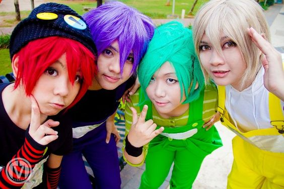 Teen Teletubbies: Say Hello by ~rinsuzume on deviantART