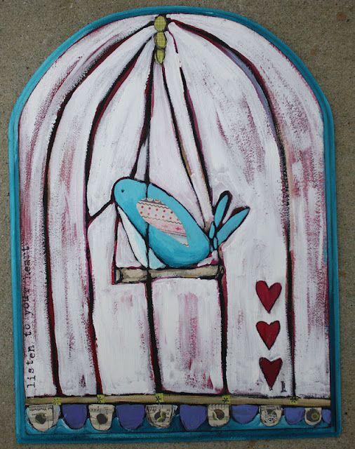 Little Bird Cages