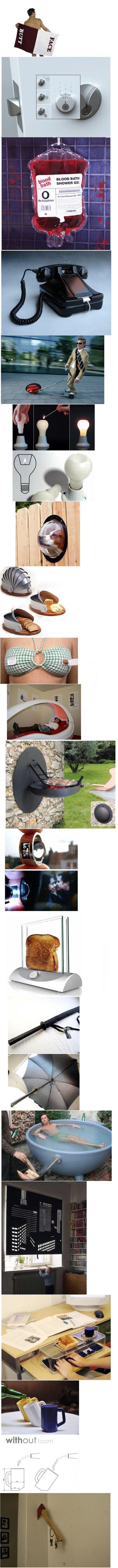 Cool & weird inventions