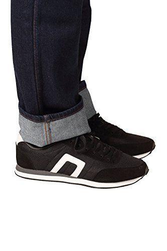 BLEND Herren Sneaker 703336-70155 Schnürschuhe schwarz: Schuhgröße: 46 - http://on-line-kaufen.de/blend/46-eu-blend-703336-herren-sneakers