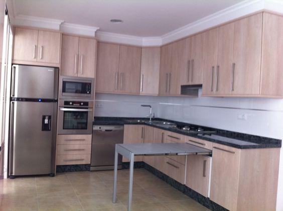 Muebles de cocina muebles de cocina de cerrajer a y for Google muebles de cocina