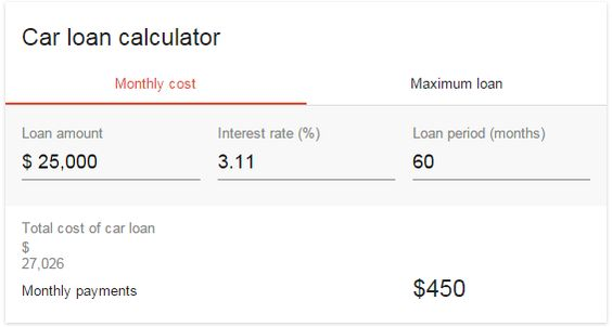 Use our auto loan calculator to calculate car payments in your - loan interest calculator