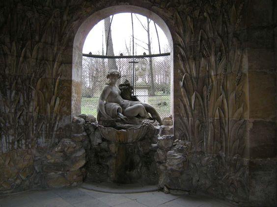 Pekná studňa /Schoner Brunnen/